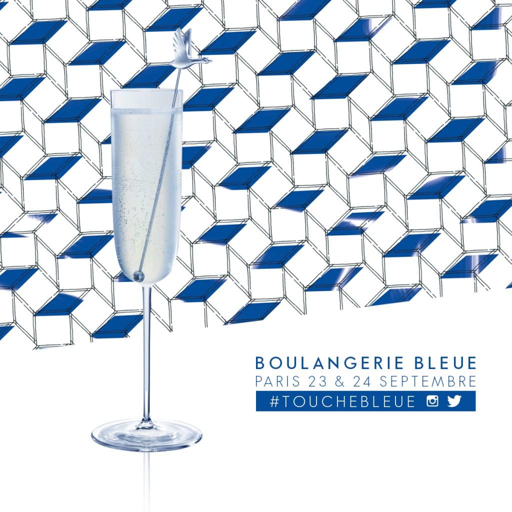 La boulangerie bleue à Paris les 23 et 24 Septembre.