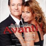 Ingrid Chauvin et Francis Huster réunis dans «Avanti!» actuellement à Paris.