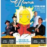 La municipalité de Saint-Tropez et Les Arts du Rire vous font leurs déclarations d'humour !