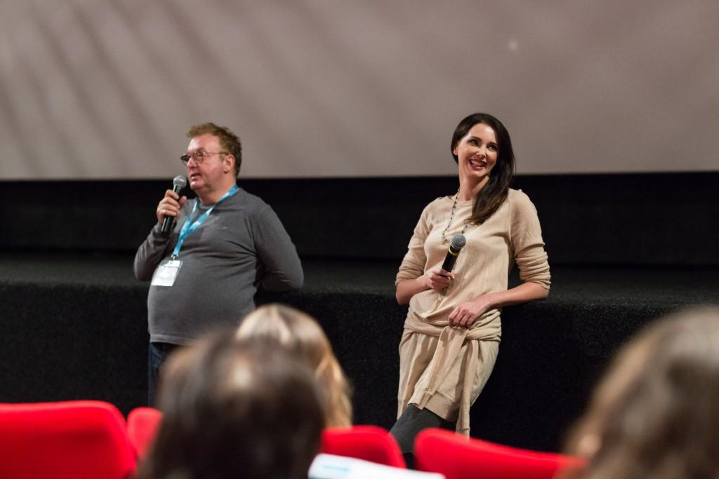 Dominique Besnehard et Frédéric Bel à Brides-Les-Bains. Crédit photo:®Christophe-Stramba