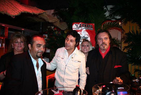 Valentin et Jean Luc Lahaye