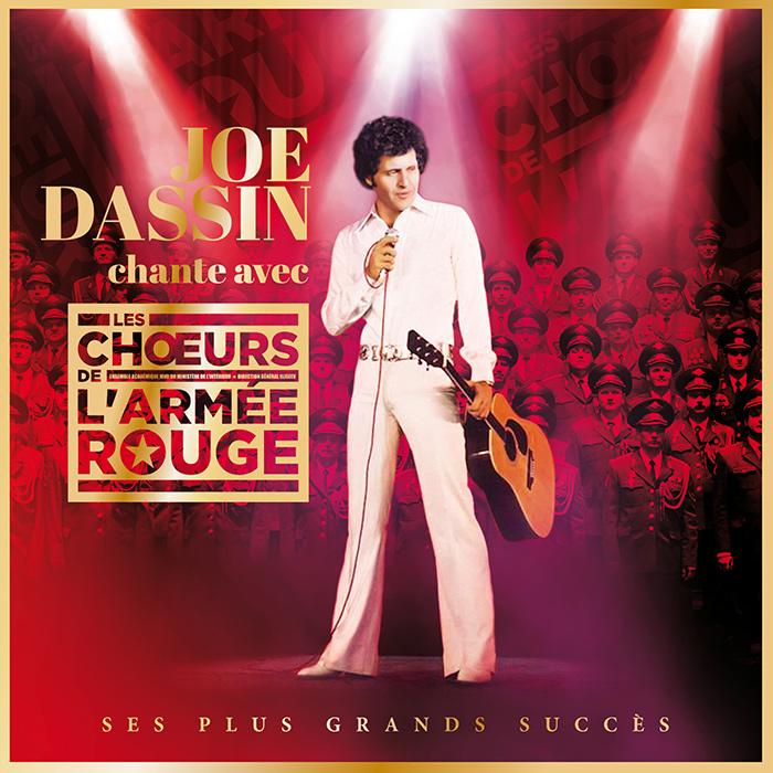 Joe Dassin chante avec Les Choeurs de l'Armée Rouge - Ses plus grands succès.