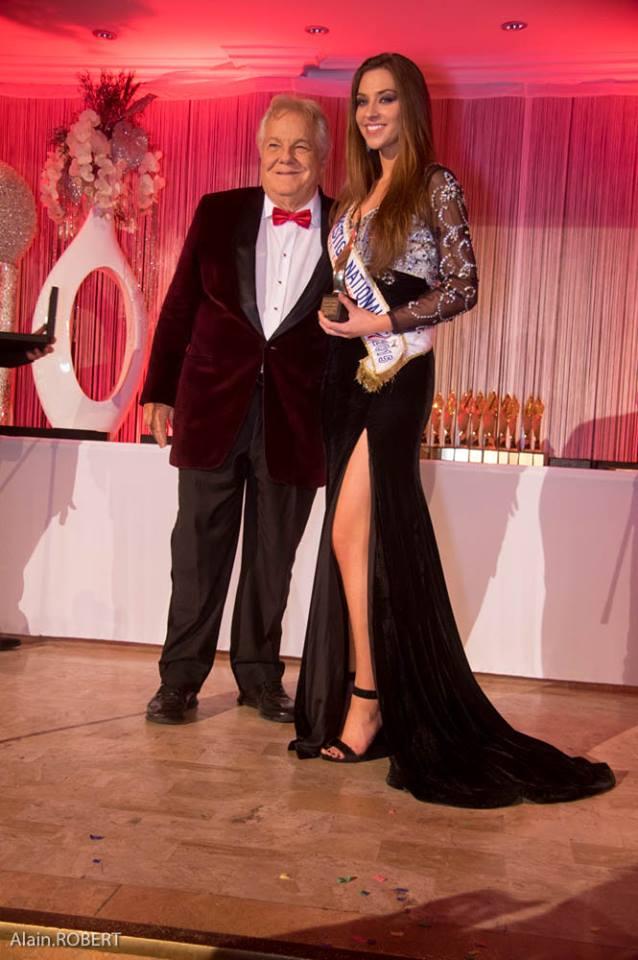 Massimo et Miss Prestige Nationale
