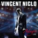 Concours: Stars-media vous fait gagner 4 singles d'Adagio, du chanteur Vincent Niclo.