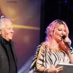 Loana, invitée d'honneur des Lauriers TV Awards 2016
