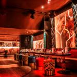 La discothèque «Le Matignon», pour des nuits parisiennes de folie.