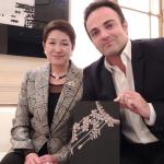 Interview de Madame Yoshie Ishikawa, présidente de la marque japonaise de joaillerie Nobuko Ishikawa