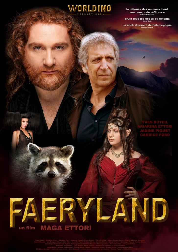 Faeryland, un film de Magà Ettori