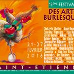 Le Festival des Arts burlesques de Saint-Étienne prépare sa 13e édition