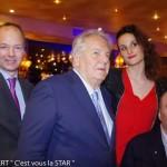 Massimo Gargia fête le retour du printemps avec les stars