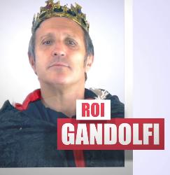 Michel La Rosa alias, Le roi Gandolfi.