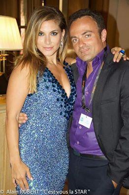Marisa Saks et Laurent Amar