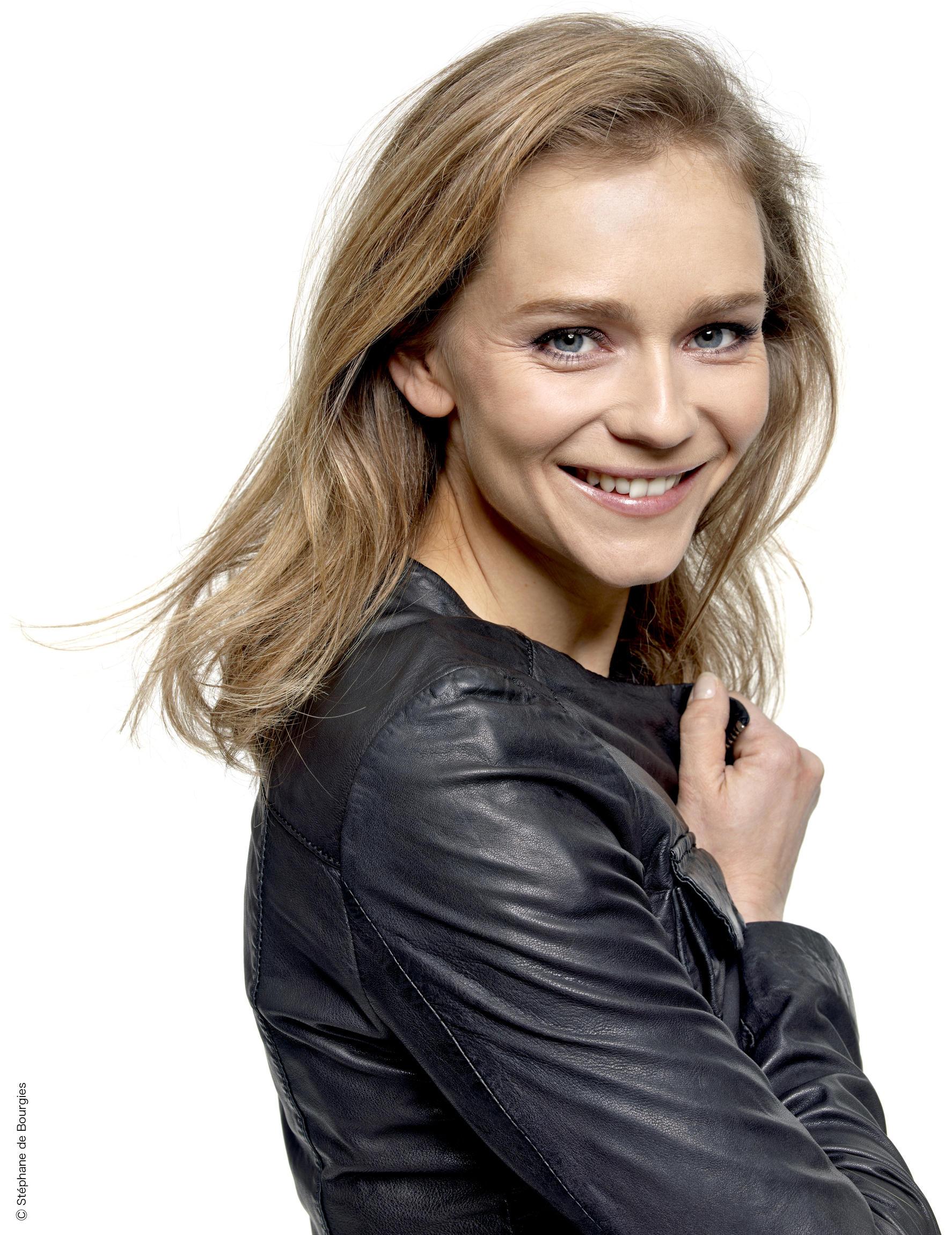 """Claire Borotra dans la série """"Antigone 34"""", sur France 2."""