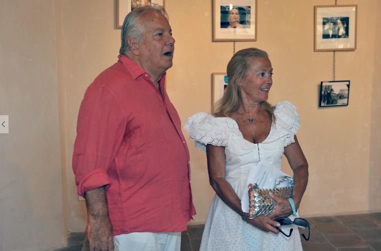 Massimo Gargia et Michèle Colomes