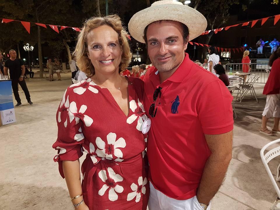 Isabelle Weill et Laurent Amar