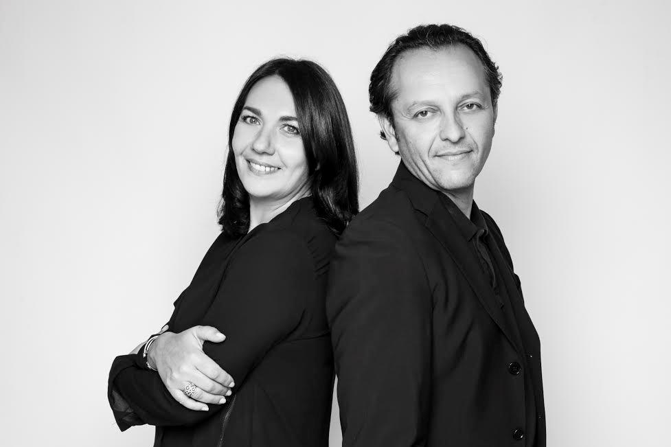 Sylvie et Jérôme Attias
