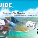 Lancement du Guide officiel de Paul-Loup Sulitzer dédié à l'Ile Maurice