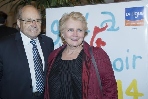 Guy Berger et Marie -Christine Barrault