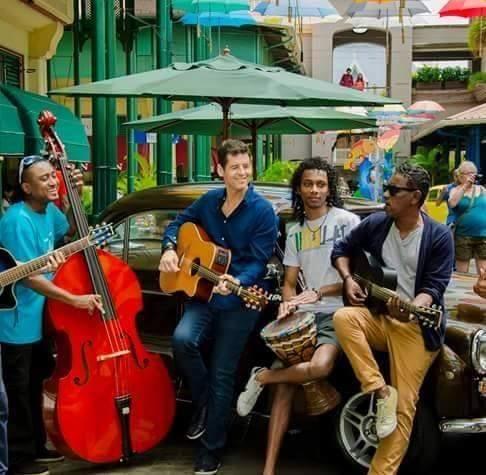 Zulu et ses musiciens