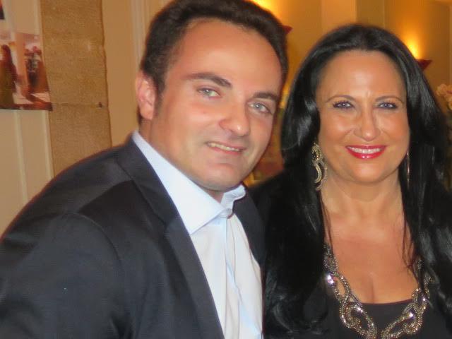 Maya Shane et Laurent Amar