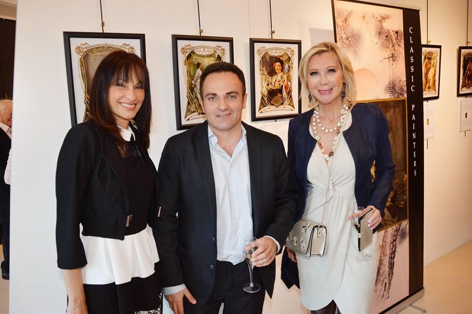 Calypso de Sigaldi, Laurent Amar et Wendy Lauwers