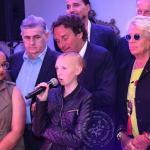 Les people étaient présents, à l'hôtel Aston à Nice, pour Enfant Star et Match