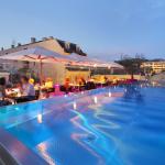 Déjeuner de rêve au restaurant éphémère « le Versini », lors du Festival de  Cannes