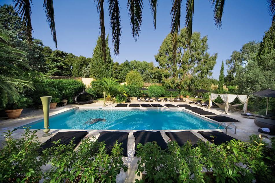 La piscine de La Tartane