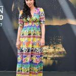 Rencontre avec l'actrice Karina Testa, au Festival de Monte-Carlo