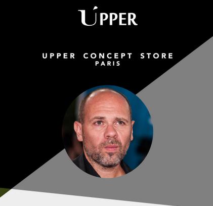 Olivier Megaton au Upper Concept Store