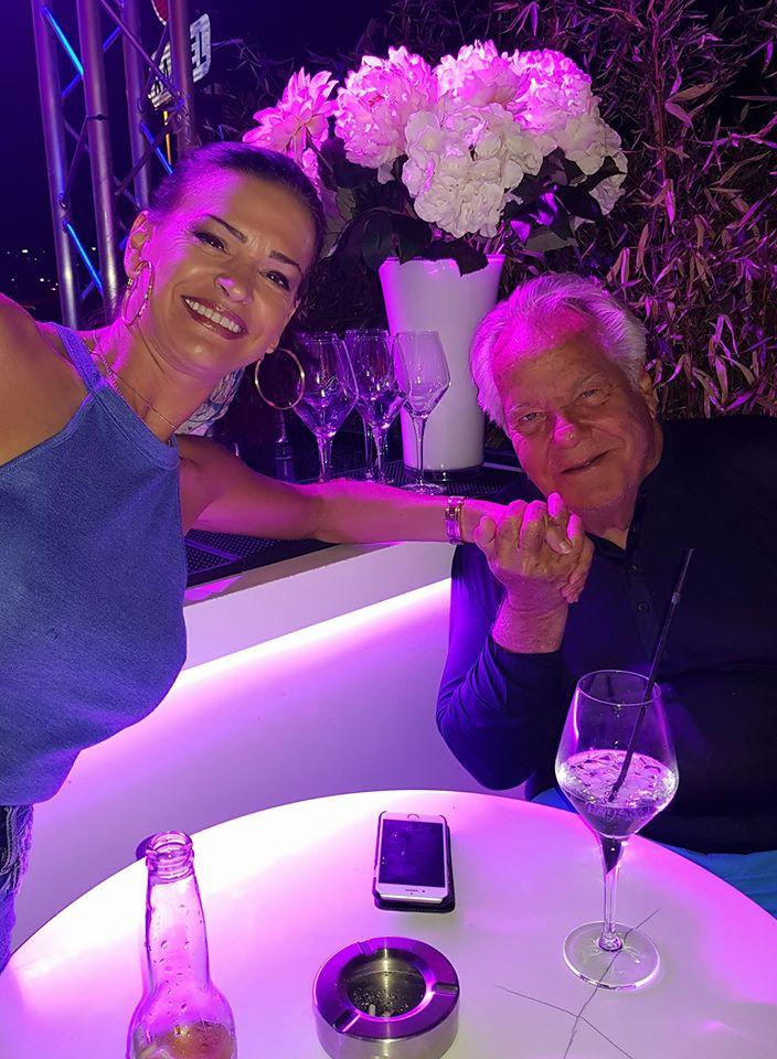 Cathy et Massimo Gargia