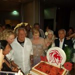 Massimo Gargia enflamme Saint-Tropez pour son 77 e anniversaire