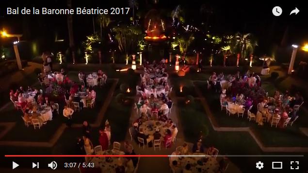 Vidéo officielle du Bal de la Baronne Béatrice (Cliquez sur l'image).