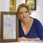 Stars-media vous présente Dana York, artiste peintre à Cannes