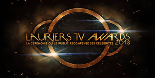 Lauriers Tv Award 2018