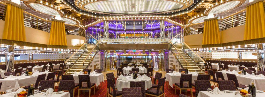 Les sublimes salons des navires Costa Croisière
