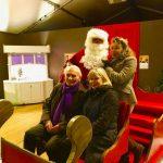 Le marché de Noël de la Défense inauguré par Ghislaine Arabian et Grâce de Capitani