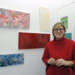 Stars-media vous présente Dorothée Cambier, l'artiste peintre subaquatique