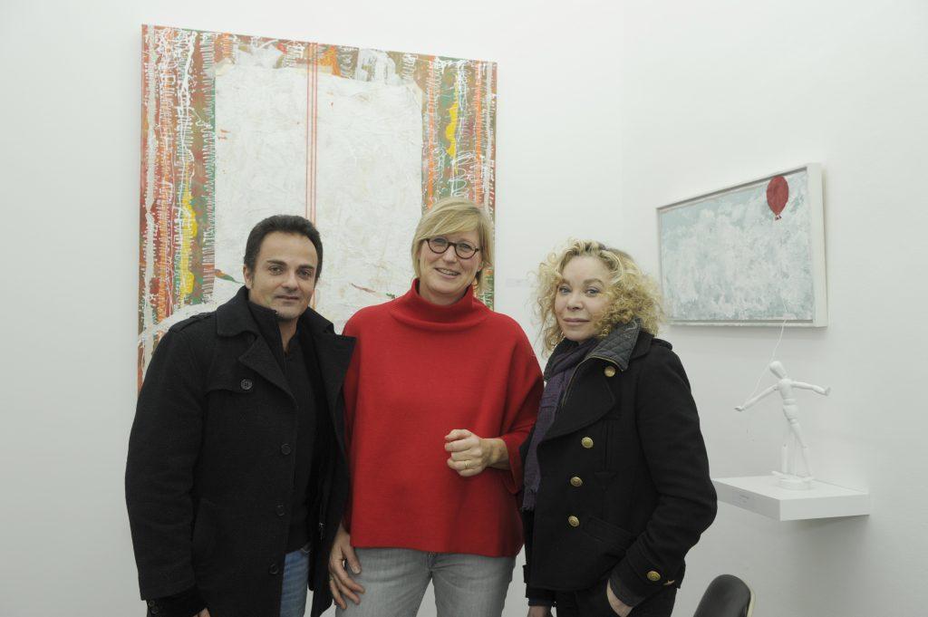 Laurent Amar, Dorothée Cambier et Grâce de Capitani Crédit Photos : Raymond Delalande