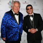 Massimo Gargia, flamboyant à la « 41e cérémonie des Best »
