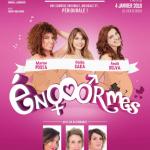 Les femmes vont adorer « Énooormes », actuellement au Théâtre Trévise… et les hommes aussi
