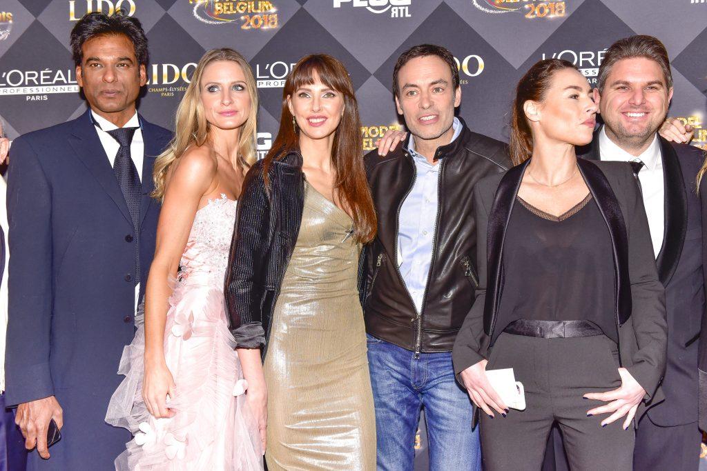 Satya Oblette, Laura Messia, Frédérique Bel, Anthony Delon, Vanessa Demouy et Jeremy Urbain