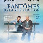 Soirée « Les fantômes de la rue papillon » au théâtre du Gymnase par Daphné Victor