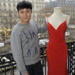 Le créateur Lisi Liu veut conquérir Paris