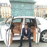 Le prince Bokassa dédicace son livre dans un palace parisien et répond à nos questions