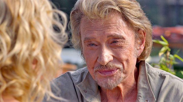 """Johnny Hallyday dans le film de Claude Lelouch """"Salaud on t'aime"""". copyright : Les Films 13"""