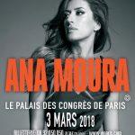 Ana Moura, «Reine du fado», était à Paris pour un seul soir