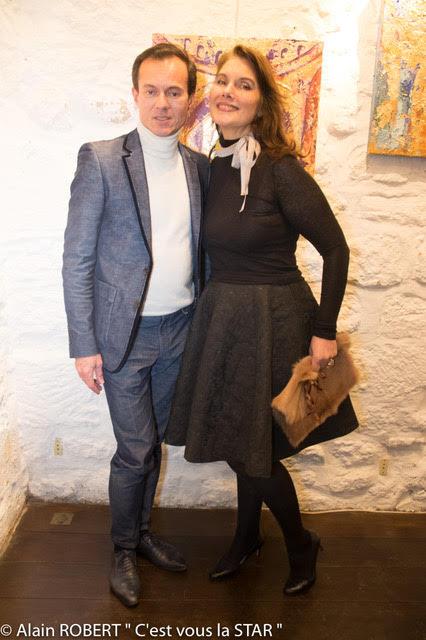 Stéphane Ruffier Meray & Sigrid de Montrond