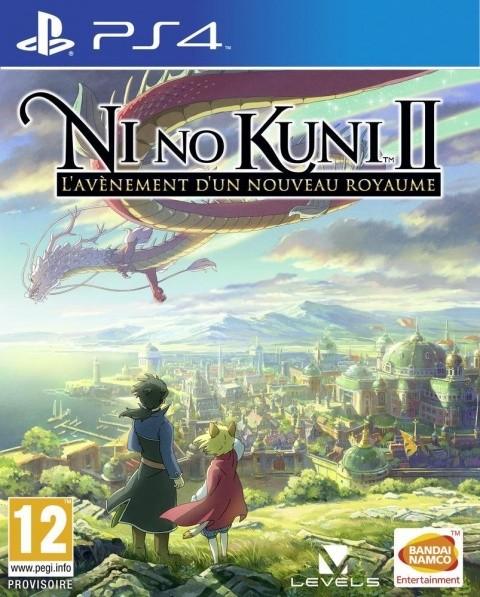 """NI NO KUNI 2 : """"L'avènement d'un nouveau royaume""""."""