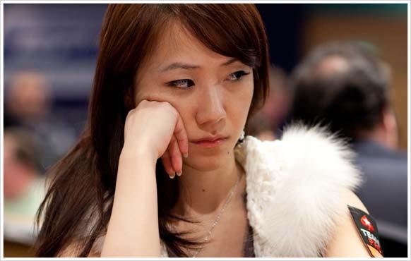 Source PokerStars, tous droits réservés Celina Lin